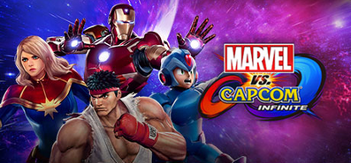 Купить Marvel vs. Capcom: Infinite - Standard Edition