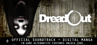 DreadOut + Soundtrack & Manga DLC для STEAM