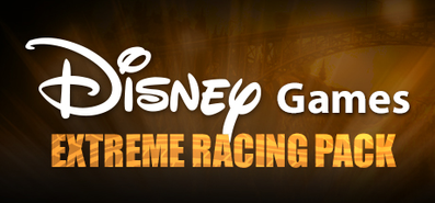 Купить Disney Extreme Racing Pack