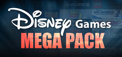 Купить Disney Mega Pack