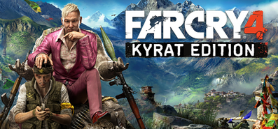 Купить Far Cry 4 - Kyrat Edition