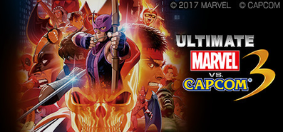 ULTIMATE MARVEL VS. CAPCOM 3 для STEAM