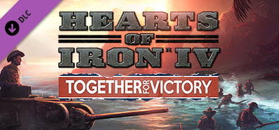 Hearts of Iron IV: Together for Victory для STEAM