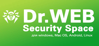 Купить Dr.Web Security Space (2 ПК + 2 моб. устр., 1 год)