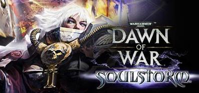 Warhammer 40,000: Dawn of War - Soulstorm для STEAM