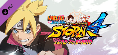 NARUTO STORM 4 : Road to Boruto Expansion для STEAM