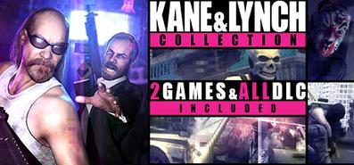 Купить Kane & Lynch Collection