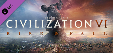 Купить Sid Meier's Civilization VI: Rise and Fall для STEAM