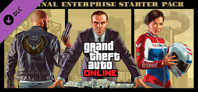 Grand Theft Auto V - Criminal Enterprise Pack