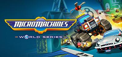 Купить Micro Machines World Series