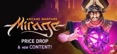 Купить Mirage: Arcane Warfare
