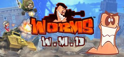 Worms W.M.D для STEAM
