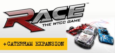 Купить RACE - The WTCC Game + Caterham Expansion