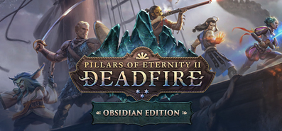 Купить Pillars of Eternity II: Deadfire - Obsidian Edition