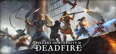 Купить Pillars of Eternity II: Deadfire