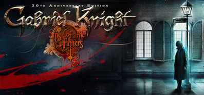 Gabriel Knight: Sins of the Fathers 20th Anniversary Edition для STEAM