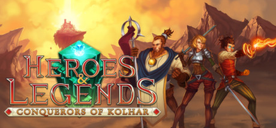 Купить Heroes & Legends: Conquerors of Kolhar