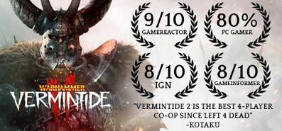 Купить Warhammer: Vermintide 2 для STEAM