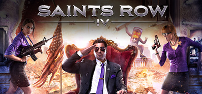Saints Row IV для STEAM
