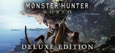 Купить Monster Hunter: World Deluxe Edition