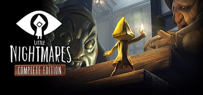 Купить Little Nightmares Complete Edition