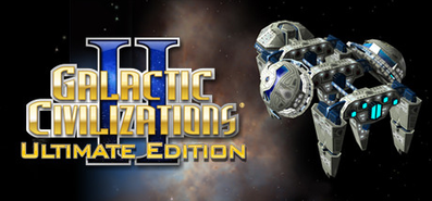 Купить Galactic Civilizations II: Ultimate Edition