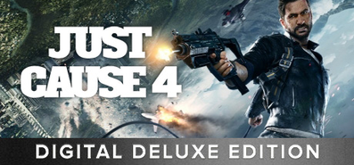 Купить Just Cause 4 Digital Deluxe Edition