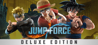 Купить JUMP FORCE Deluxe Edition