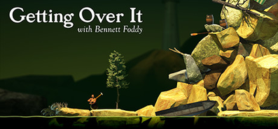 Купить Getting Over It with Bennett Foddy