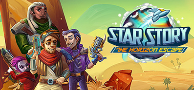 Купить Star Story: The Horizon Escape