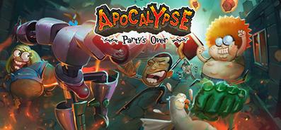Купить Apocalypse: Party's Over