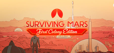 Купить Surviving Mars: First Colony Edition