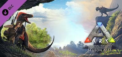 Купить ARK: Survival Evolved Season Pass