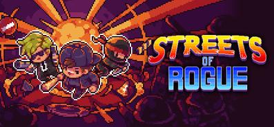 Купить Streets of Rogue